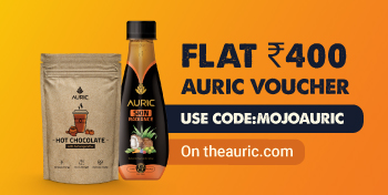 Use Code: MOJOAURIC on www.theauric.com