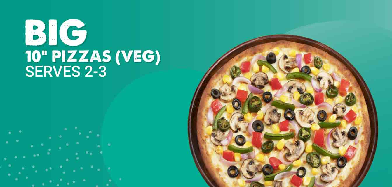 MojoPizza - Pizza delivery | Order pizza online in Mumbai