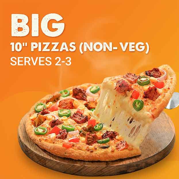 MojoPizza - Pizza delivery | Order pizza online in Mumbai
