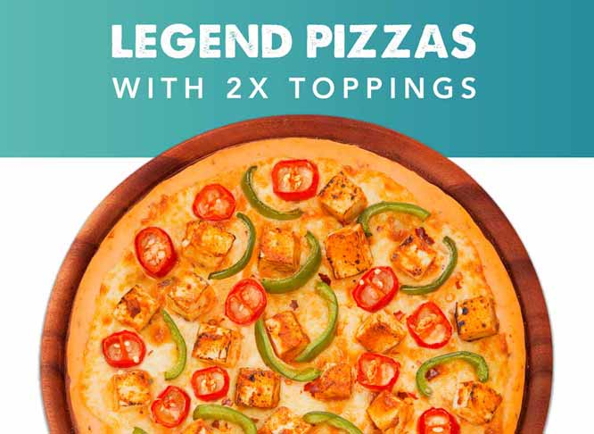 MojoPizza - Pizza delivery | Order pizza online in Mumbai, Pune and
